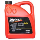 Divinol Syntholight 5W-40